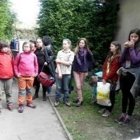 Strašidelná výprava pro světlušky 12.4.2014